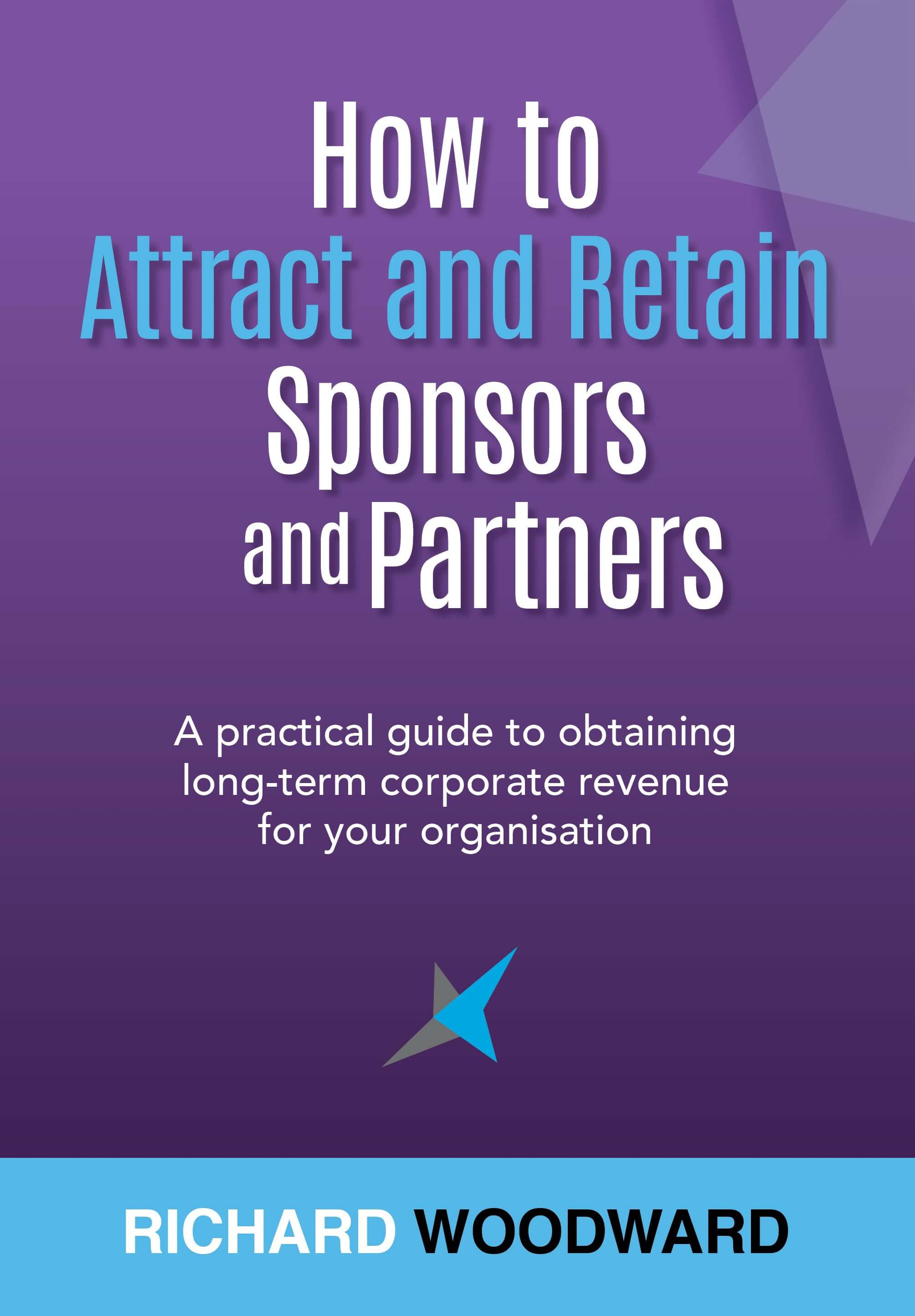 Sponsorship book Richard Woodward